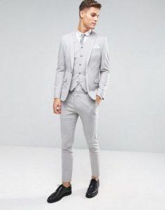 kostym bröllop sommar